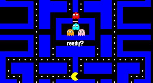 what if i made pacman in js