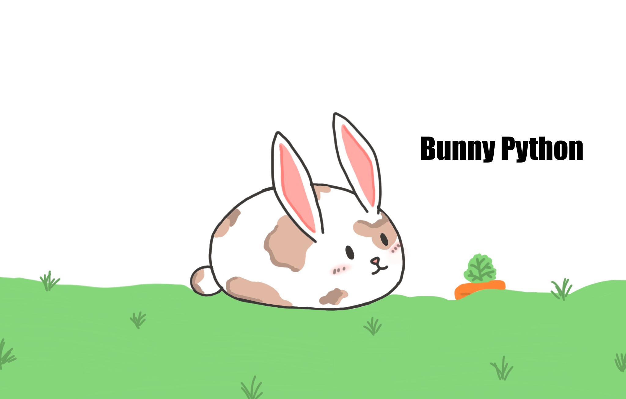 Bunny Python Game