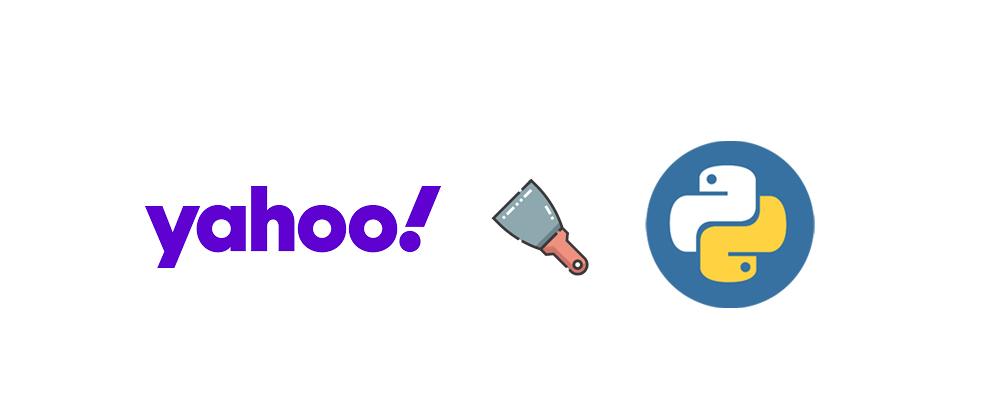 Scrape Yahoo! Finance Home Page with Python