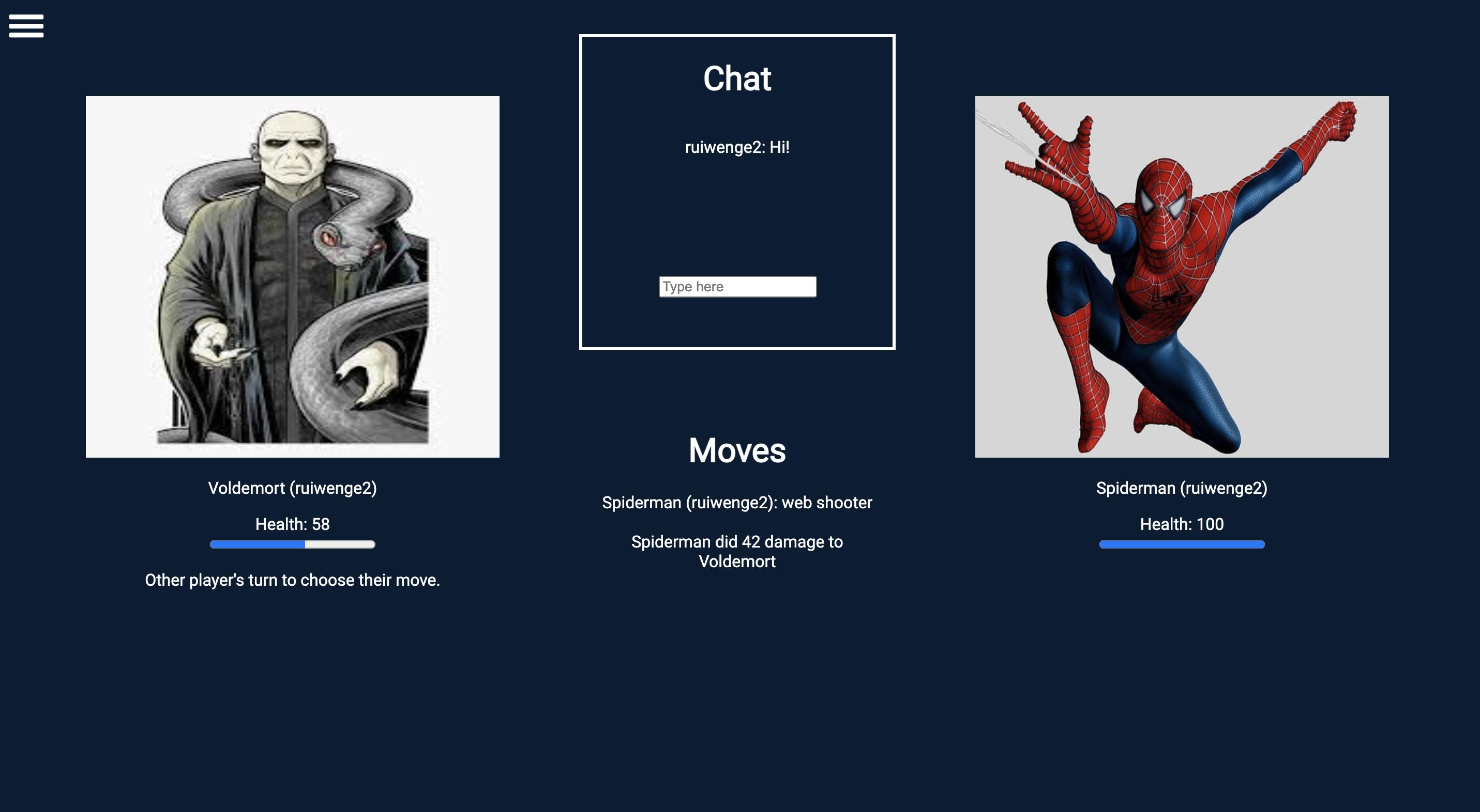 MultiplayerBattleGame