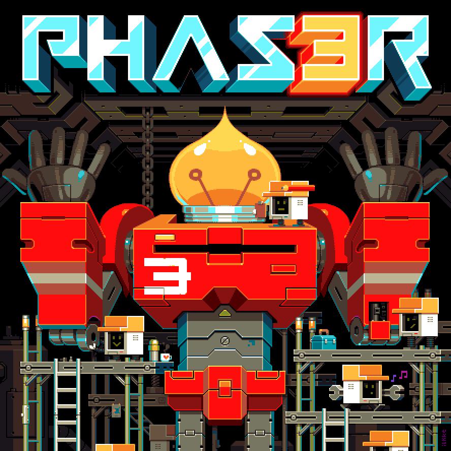 Phaser.js Game Starter