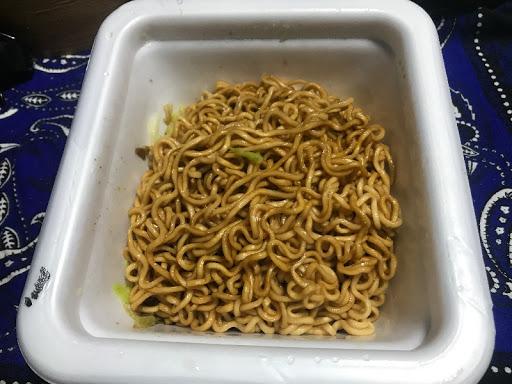 サッポロ一番 旅麺 浅草ソース焼そば 109g