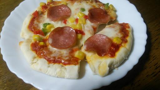 マルハニチロ ミックスピザ