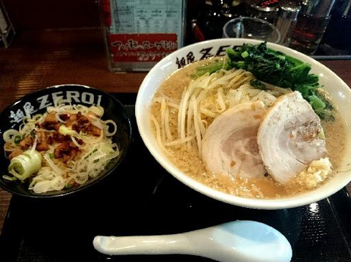麺屋ZERO1ミウィ橋本店