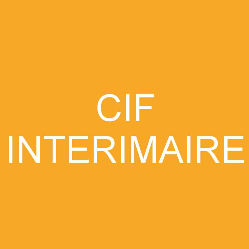 CIF Intérimaire (Congé Individuel de Formation Intérimaire) aide et financement de formation professionnelle | Réseau IXIO