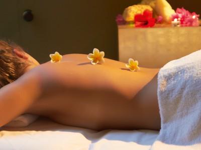 Частичен масаж