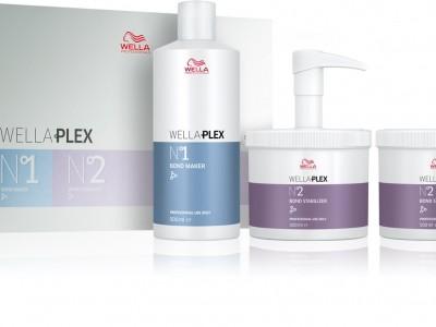 Терапия с Wella Plex 1&2 (1 доза)