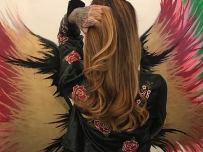 Кичури (средна коса)