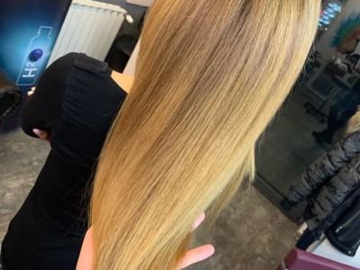 Кичури (дълга коса)