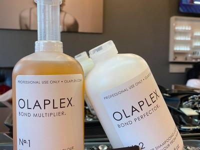 Olaplex терапия за изтощена коса