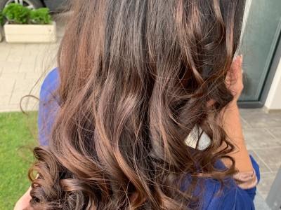 Боядисване на цяла коса с БЕЗамонячна боя L'Oréal Inoa