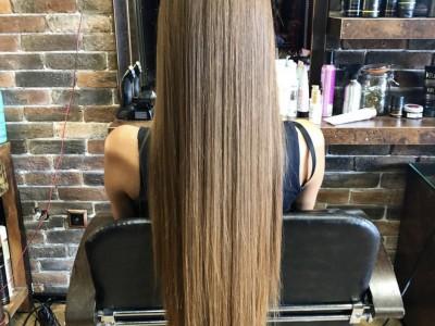 Сешоар дълга коса