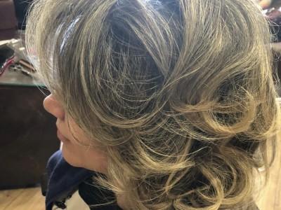 Сешоар на къса коса