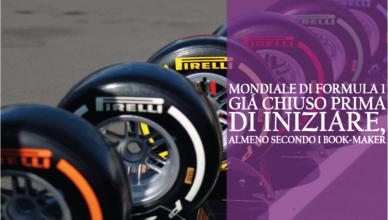 MONDIALE DI F1