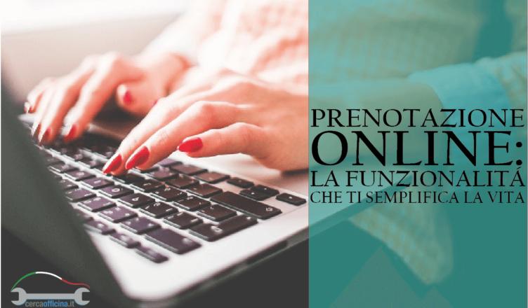prenotazione meccanico online