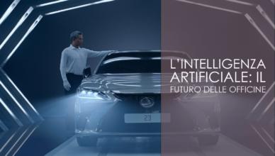 Intelligenza artificiale: il futuro delle officine