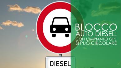 blocco auto diesel