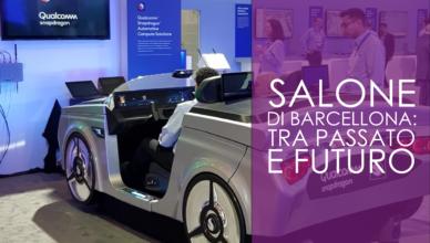 Salone di Barcellona: tra passato e futuro