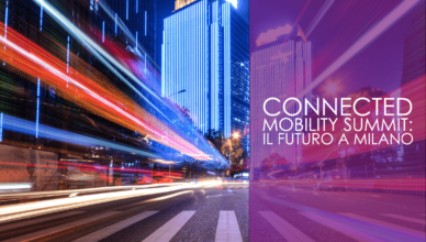 Connected mobility summit: il futuro a Milano