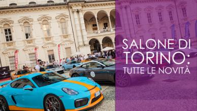 Salone di Torino: tutte le novità
