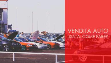 vendita auto usata