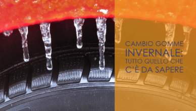 cambio gomme invernale
