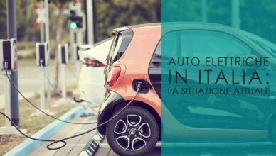 auto elettriche italia