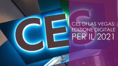 CES 2021 edizione digitale