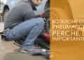 rotazione dei pneumatici