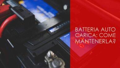 batteria auto carica