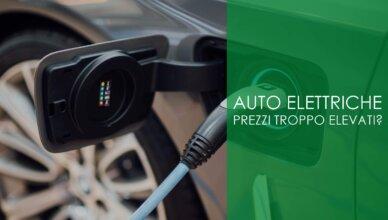 prezzi auto elettriche