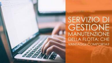 Servizio di gestione manutenzione