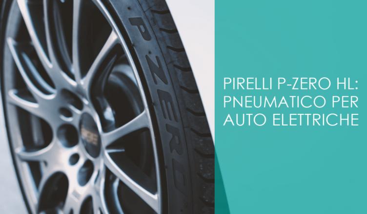 Pirelli P-zero HL