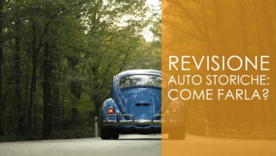 Revisione auto storiche