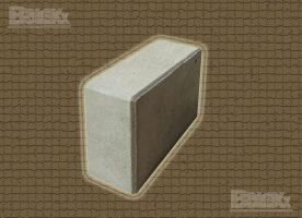 BBloxx-Schnellbaustein | 1.200 x 400 x 800 mm | Beton-Legostein, Betonblock, Beton-Stapelstein
