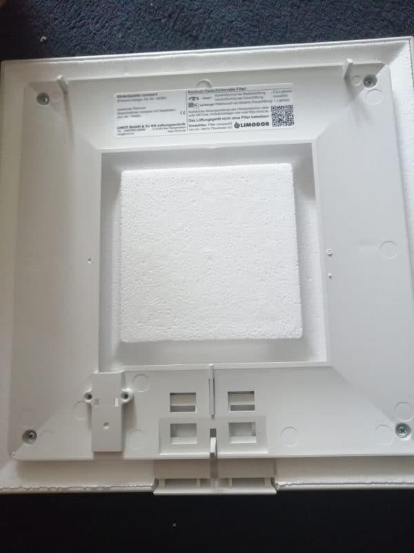 """""""LIMODOR 00083 Ventilatoreinsatz, V=60/30m³/h, 2-stufig, Compact 60/30"""""""