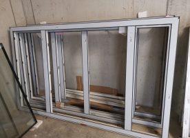 JOSKO, Serie Safir Kunststoff/Alu Fenster