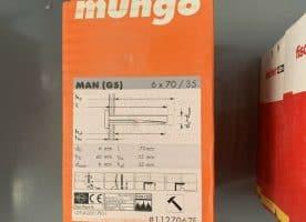 Schlagdübel von Fischer FDN II 6/5, N 6x40 80 60 Mungo und weitere