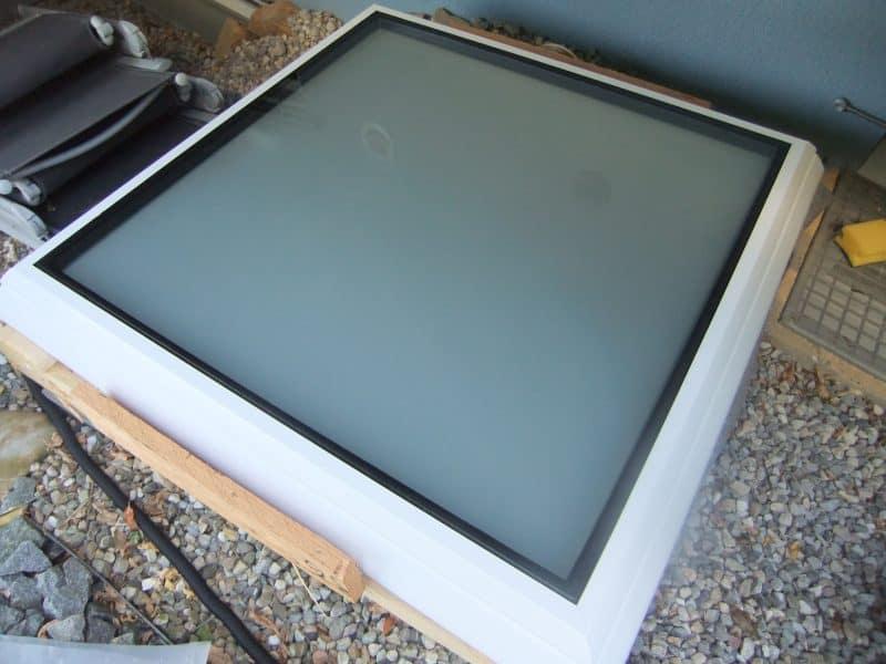 Lamilux – Lichtkuppel für Flachdach