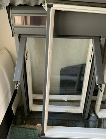 Velux Dachfenster Everfinish mit Solar-Rolladen