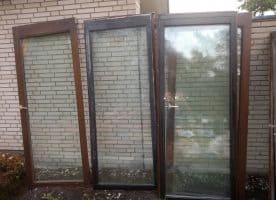 8 Großfenster