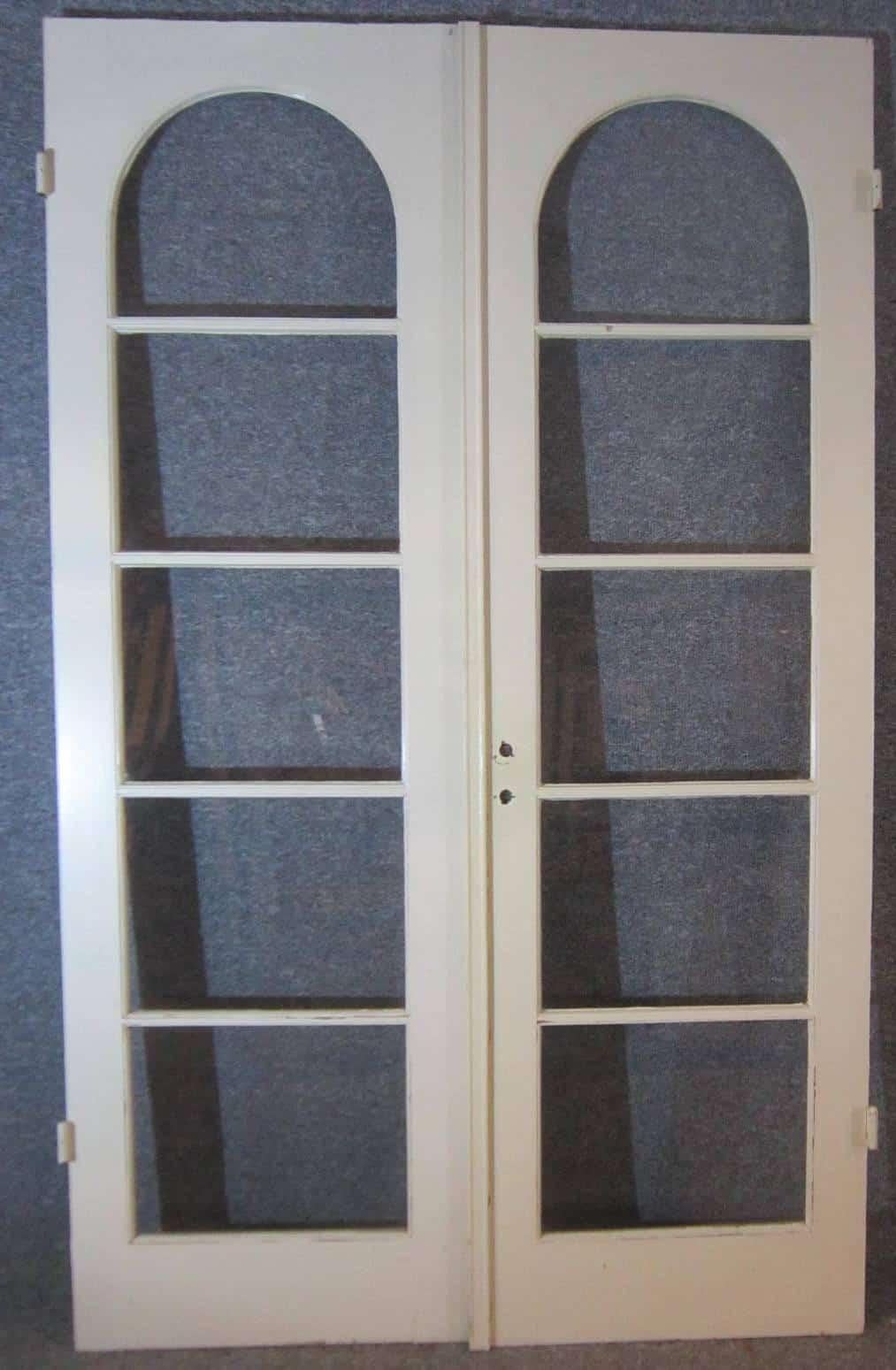 doppelflügelige Zimmertür