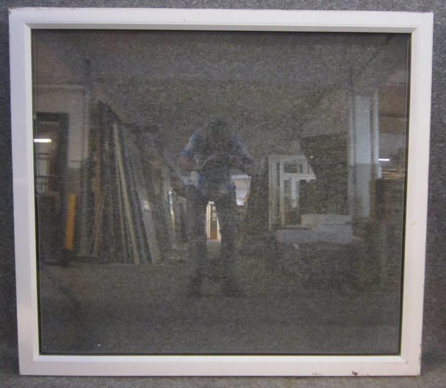 Kunststofffenster Festverglasung