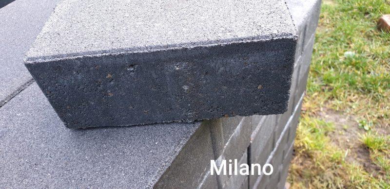 Geoklinker Cannobio und Milano
