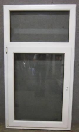Kunstoff Vorsatzfenster