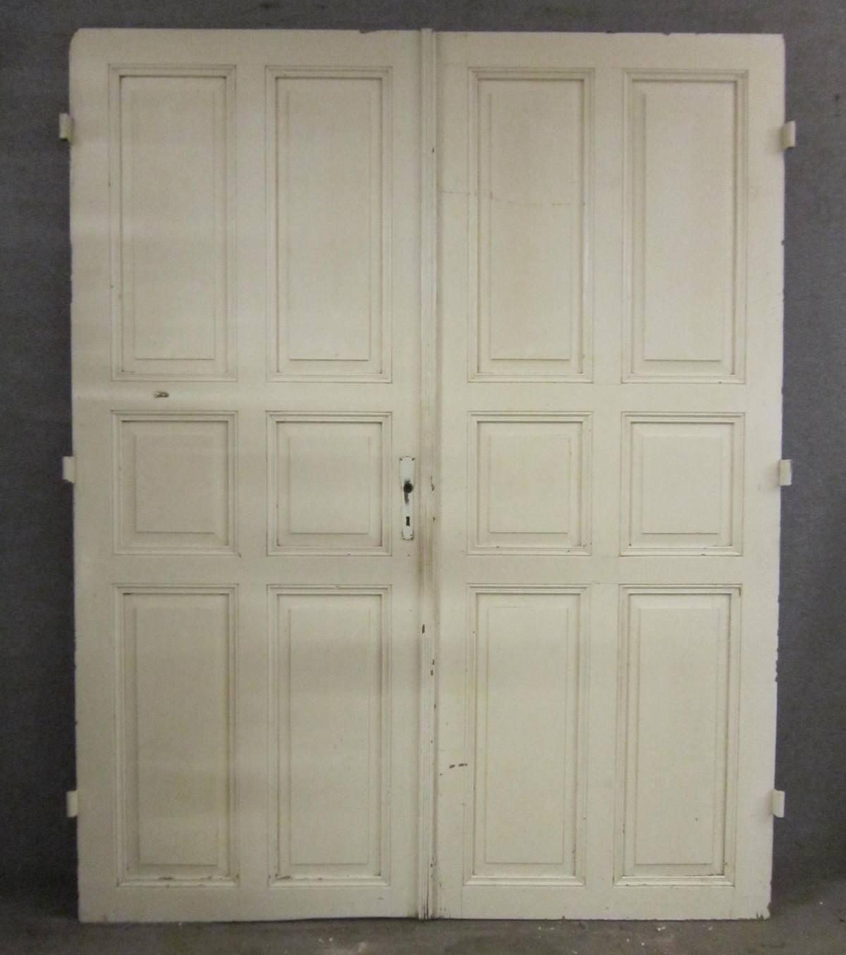 2-flügelige Zimmertür