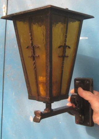 Außenwandlampe