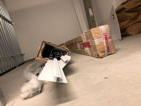 LED- Trockenbauprofil SNL Licht-Voute