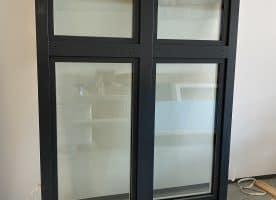 Internorm Sicherheitsfenster Holz/Alu