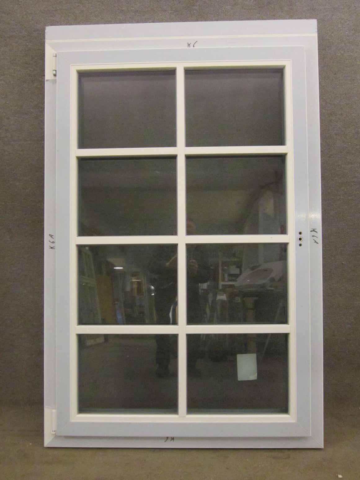 Baugleiche Fenster